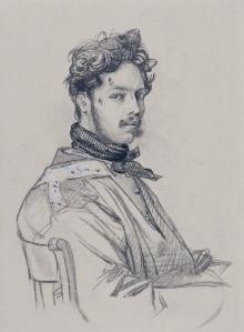 1 Autoportret, 1825-1830