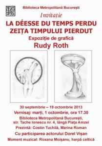 invitatie expozitie rudy roth