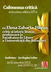 Elena-Zaharia-Filipas-la-Cafeneaua-critica