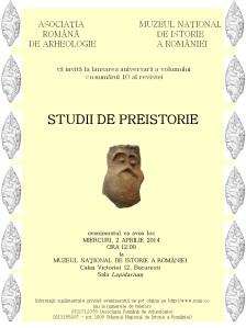 AFIS_Lansare Rev. Studii de Preistorie_MNIR_2.04.2014