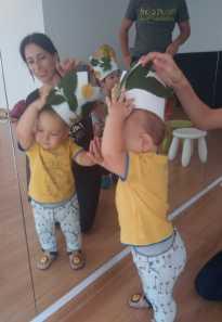 Atelierele Angelicai pentru copii de 1.3-2.6 ani sesiunea de toamna