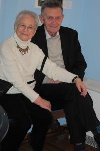 Ladislau si  Alma Redlinger