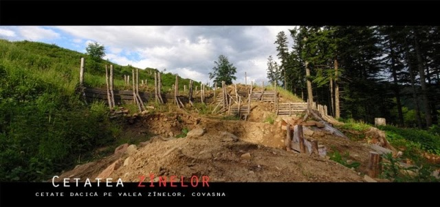 Cetatea-Zanelor