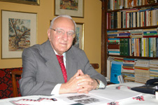 Profesorul Panait I. Panait