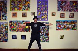 Laurentiu Dimisca la Dimisca Studio Gallery