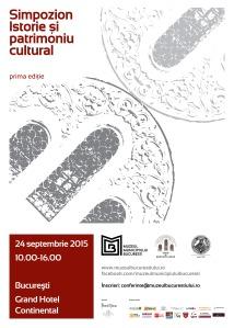 Simpozion Istorie si patrimoniu cultural (1)